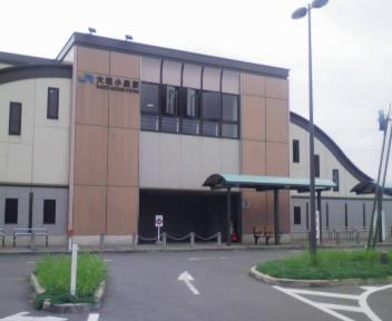 JR大和小泉駅